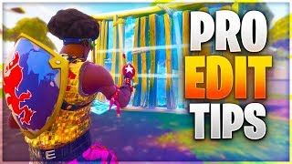 Download PRO EDIT TIPS! Practical Building Edits You'll ACTUALLY Use! (Fortnite) Video