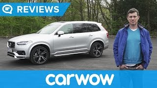 Download Volvo XC90 SUV 2018 in-depth review | Mat Watson Reviews Video