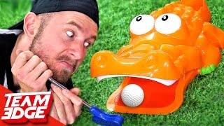 Download Extreme Gator Golf Challenge!! Video