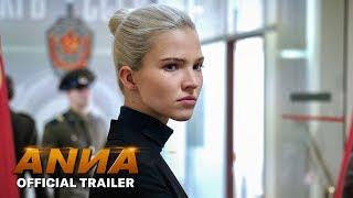 Download Anna (2019 Movie) Official Trailer – Sasha Luss, Luke Evans, Cillian Murphy, Helen Mirren Video