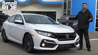 Download 2020 Honda Civic Sport Touring Hatchback Review & Test Drive Video