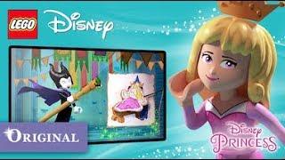 Download Sleeping Beauty - LEGO Disney - Retelling Minisode Video