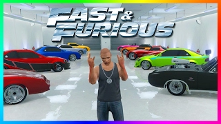 Download TOP 10 FAST & FURIOUS CARS TO OWN IN GTA ONLINE - BEST GTA 5 FAST AND FURIOUS VEHICLES! (F&F CARS) Video