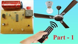 Download Control FAN and LIGHT using TV remote ( part-1 ) Video