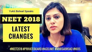 Download NEET 2018 COMPULSORY FOR STUDYING MBBS ABROAD? | YUKTI BELWAL Video
