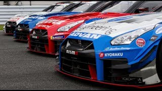 Download Live: Nissan Pitcam at SuperGT Rd.3 (Suzuka) Race Day Video