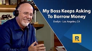 Download My Boss Keeps Asking To Borrow Money Video