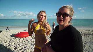 Download Caroline Wozniacki Gets 'Cheeky' In Turks & Caicos | Uncovered | Sports Illustrated Swimsuit Video