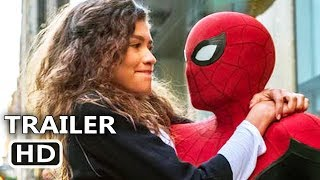 Download SPIDER-MAN FAR FROM HOME ″MJ knows Peter's Secret″ Trailer (NEW 2019) Marvel Superhero Movie HD Video