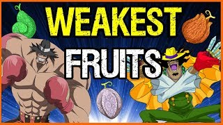 Download The Weakest Devil Fruits? - One Piece Theory Video