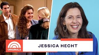 Download 'Friends' Actress Jessica Hecht Talks Favorite Carol-Susan-Ross Scenes | TODAY Video