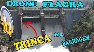 Download DRONE flagra TRINCO na BARRAGEM de PIRAPORA do BOM JESUS wanzam fpv Video