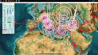 Download 4/25/2018 - New Deep Earthquake ″event″ underway - Large EQ activity coming next several days Video
