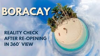 Download BORACAY AFTER RE-OPENING LIKE NEVER SEEN BEFORE + CAMERA GIVEAWAY (4k 360º VR-VIDEO) Video