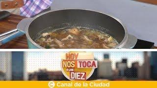 Download ¡Cocinamos un rico Ramen de Pollo! (parte 3) Claudio Guarnaccia en Hoy Nos Toca a las Diez Video