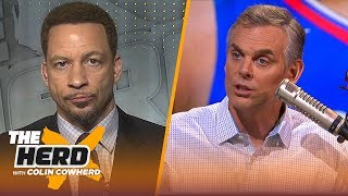 Download Chris Broussard: Clippers will still win when Kawhi sits, talks Simmons contract | NBA | THE HERD Video