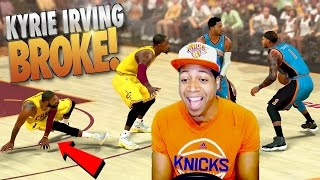 Download KYRIE Ankles TOOK! GAME WINNING SHOT? - NBA 2K17 Playmaker MyCareer Video
