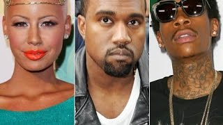Download Kanye West BLASTS Wiz Khalifa over Misunderstood Tweet and Violates his Son. Amber Rose Responds. Video