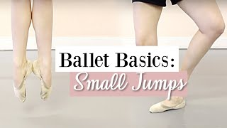 Download Ballet Basics: Small Jumps | Kathryn Morgan Video