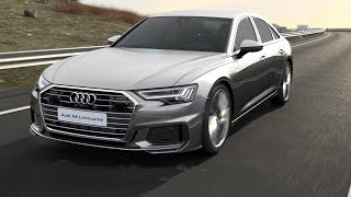 Download 2019 Audi A6 - intelligent Drive Video