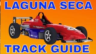Download iRacing Skip Barber Track Guide at Laguna Seca Season 2 2017 Video