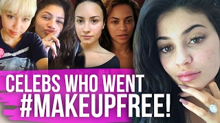 Download 10 Celebs that SLAYED without Makeup! (Dirty Laundry) Video