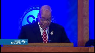 Download Pres Zuma says 2017 symbolises an important year for SADC Video