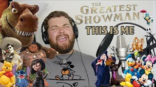 Download Disney and Pixar Sings This is Me From the Greatest Showman Video