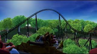 Download Time Traveler 360 Animation - Coming Spring 2018 To Silver Dollar City Video