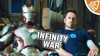 Download What Does Tony Stark's New Look Mean for Avengers Infinity War? (Nerdist News w/ Jessica Chobot) Video