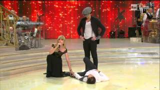 Download Ballando con le Stelle - L'esibizione di Anna Oxa e Samuel Peron 09/11/2013 Video