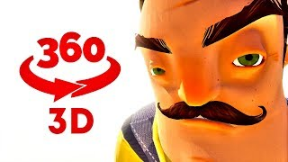 Download Hello Neighbor 360 | VR 360 Stereo 3D Video