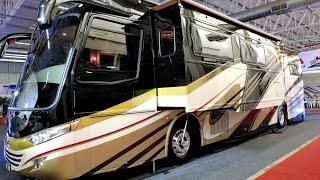 Download Motorhome R$1.200.000,00, Vettura American Dream, Scania K310, Expo Motorhome, 2016. Video