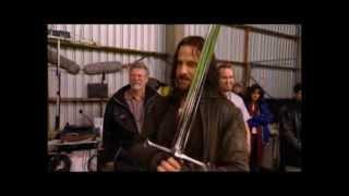 Download Viggo Mortensens last day as Aragorn. Video
