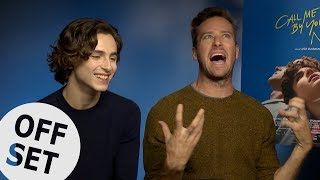 Download Armie Hammer never wants to dance in a film ever again Video