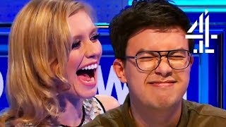 Download Phil Wang Tries Flirting With Rachel Riley | 8 Out Of 10 Cats Does Countdown Video