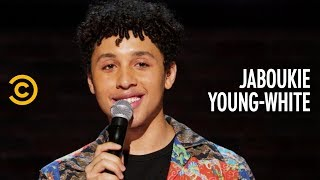 Download Jaboukie Young-White: ″Jesus Be Looking Cute as F**k On the Cross″ Video