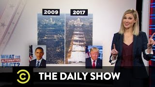 Download What the Actual Fact? - The Trump Administration's ″Alternative Facts″: The Daily Show Video