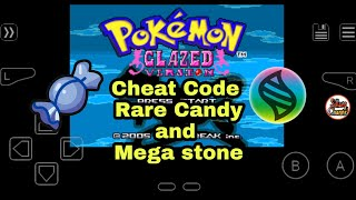 Download Pokemon Glazed Cheat Code Mega Stone And RareCandy Video