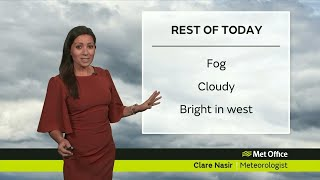 Download Thursday afternoon forecast 11/01/2018 Video