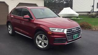 Download 2018 Audi Q5 2.0T In-Depth Tour Video
