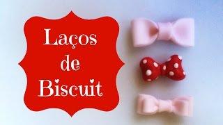 Download Laços de Biscuit - Sem Moldes DIY Video