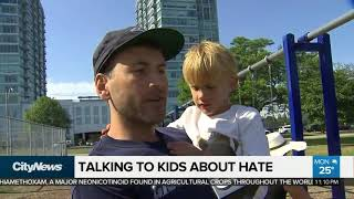 Download Video: How to talk to your kids about racism Video