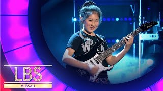 Download Meet Our Rock N Roll Guitarist Li-Sa-X | Little Big Shots Aus Video