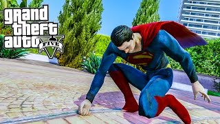 Download Yamatum O | GTA V : #215 ซุปเปอร์แมน มาแล้ว Superman Mods Video