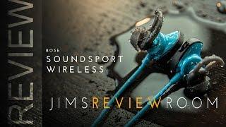 Download Bose SoundSport Wireless Earphones - REVIEW Video