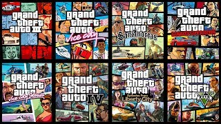 Download TOP 15 GRAND THEFT AUTO Games Ranked WORST to BEST! Video