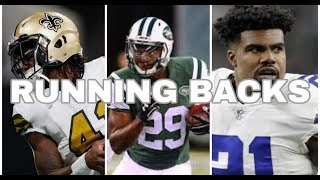 Download The 10 Best and Worst Running Backs for 2018 Video