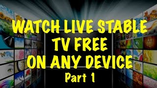 Download WATCH LIVE US TV FREE NO DOWNTIME NO BS JUST FREE Video