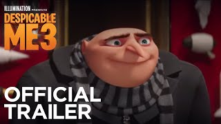Download Despicable Me 3 - In Theaters June 30 - Official Trailer #3 (HD) Video